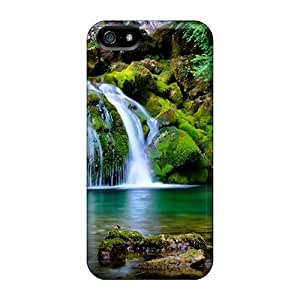 New Style For SamSung Note 4 Phone Case Cover Protective For SamSung Note 4 Phone Case Cover - Aircraft Nature Waterfall Beautiful