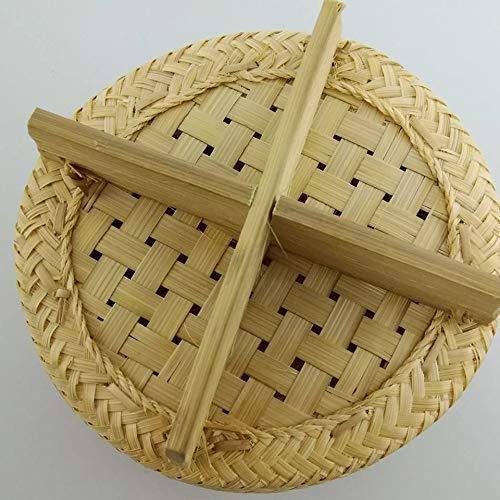 Amazon.com: YANEE - Cesta de bambú con olla de arroz ...