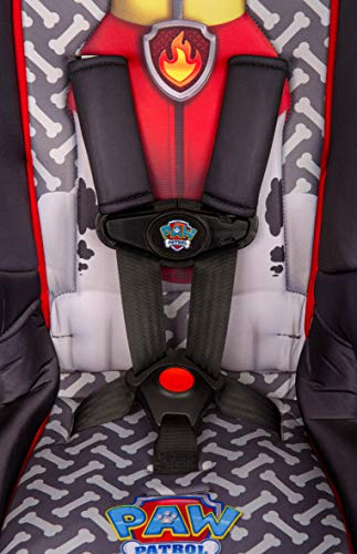KidsEmbrace 2-in-1 Harness Booster Car Seat, Nickelodeon Paw Patrol Marshall by Nickelodeon (Image #3)