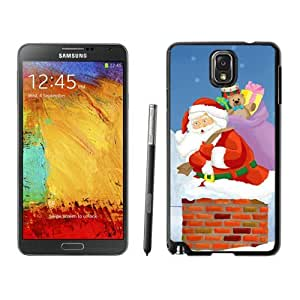 2014 New Style Santa Claus Black Samsung Galaxy Note 3 Case 2 wangjiang maoyi