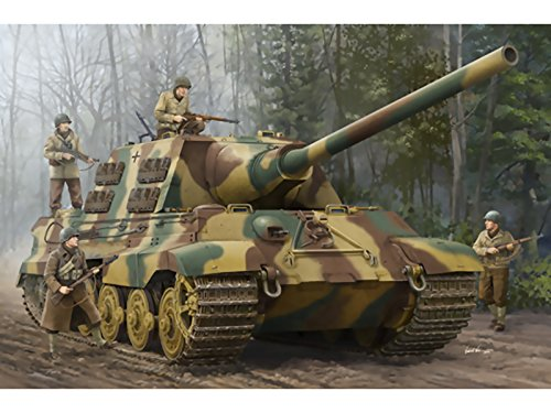 (Trumpeter 1/16 00923 German Sd.Kfz.186 Jagdtiger)