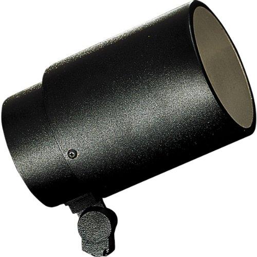 Progress Lighting P5235-31 Spotlight Swivel Up Or Down In Powder-Coat Painted Aluminum, Black