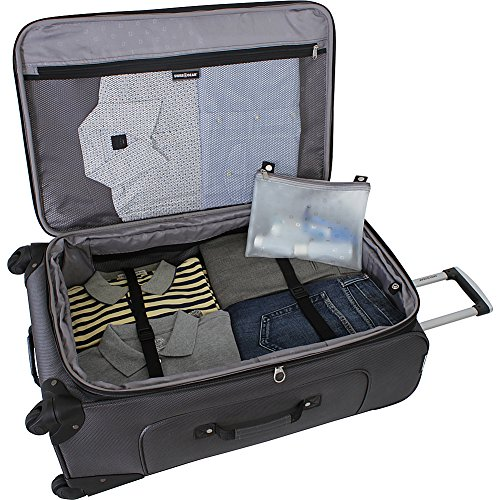 SwissGear Travel Gear 6283 Spinner Luggage, 29 inches