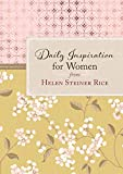 img - for Daily Inspiration for Women from Helen Steiner Rice book / textbook / text book