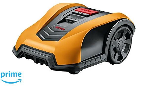 Bosch Carcasa Naranja / Amarillo para robot cortacésped Indego ...