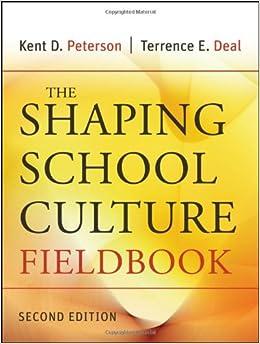 Book The Shaping School Culture Fieldbook Jossey-Bass Education