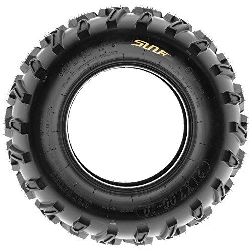 SunF ATV UTV Front Tires 24x8-12 24x8x12 4 PLY A001 (Set Pair of 2) by SunF (Image #3)