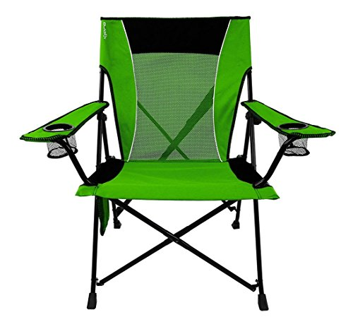 Kijaro Dual Lock Chair Ireland Green