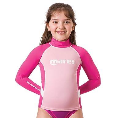 Mares 412501, Traje con Manga Larga para niña: Amazon.es ...