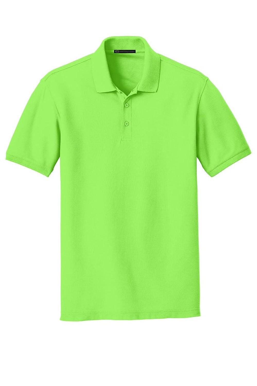 Mato - Hash Men's Core Classic Pique Polo Shirt