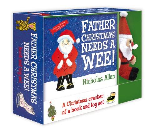 Download Father Christmas Needs a Wee pdf epub