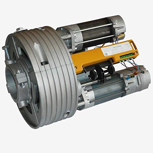 para automatizar puertas de garaje o persianas comerciales para puerta enrollable Roll 300K para cierre metalico persiana metalica enrollable hasta 300kg de peso Motor Bimotor