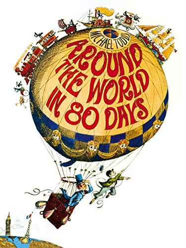 Around the World in 80 Days (1956) (Around The World In 80 Days David Niven)