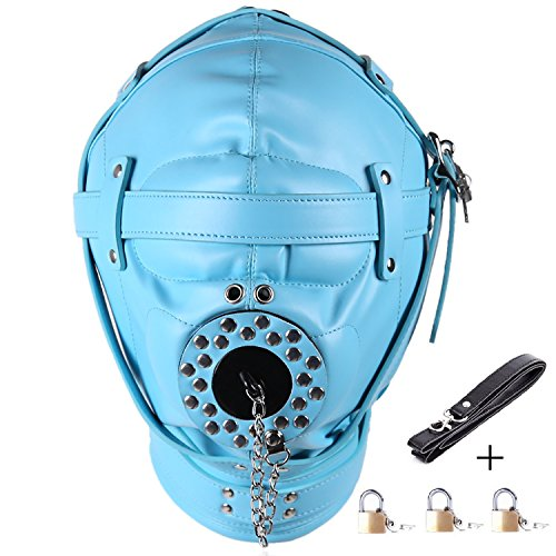 face harness ball gag - 9