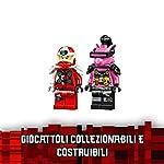 LEGO-Ninjago-Mech-Jet-di-Kai-2-In1-Set-di-Costruzioni-Ricco-di-Dettagli-con-Digi-Lame-In-1-Jet-Spara-con-i-Tuoi-Shooter-per-Bambini-7-Anni-71707