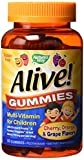Alive Gummies Multi-Vitamin for Children-90 Gummies,pack of 2 For Sale