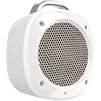 Divoom Airbeat-10 Water Resistant Bluetooth 3.0 Portable Speaker, with Suction Cup for Showers, Bike Mount speaker for Smartphone, iPhone, Galaxy, LG, iPad, Tablet PC (White)