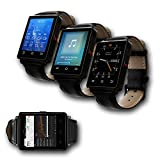 Indigi NEW 2017 3G GSM Unlocked SmartWatch & Phone + WiFi + GPS + Bluetooth 4.0 + Heart Rate Monitor
