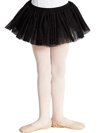 faa88dac89 Amazon.com: Capezio Girls' Glitter Tutu: Clothing