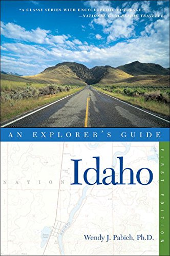 Explorer's Guide Idaho (Explorer's Complete) pdf
