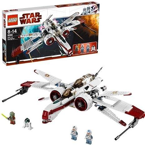 Lego Star Wars 8088 - ARC-170 Starfighter: Amazon.de: Spielzeug