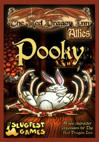 Red Dragon Inn: Allies - Pooky (Red Dragon Inn Expansion) Board Game