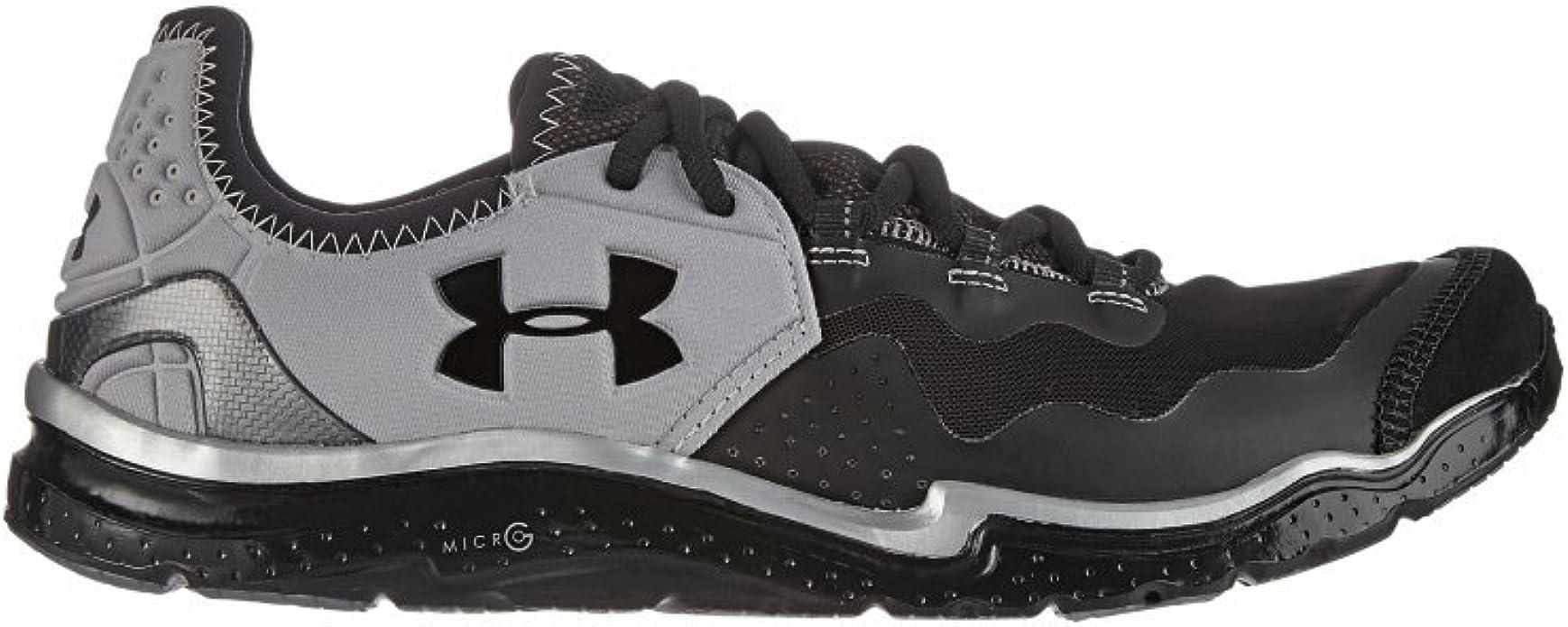UNDER ARMOUR - Zapatillas Running Hombre UA Charge RC 2 - 1235671-004 - 11.5: Amazon.es: Zapatos y complementos
