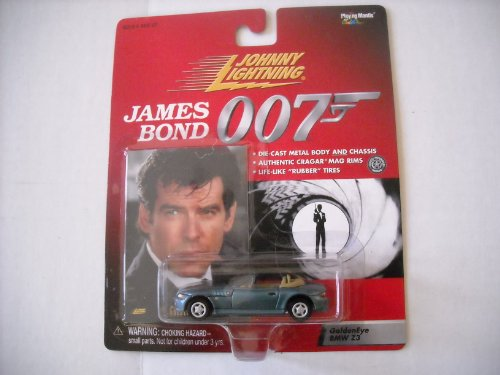 Johnny Lightning James Bond 007 Goldeneye BMW Z3