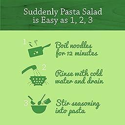 Betty Crocker Suddenly Pasta Salad, Pasta Dinner Kit - Classic - 7.75 oz