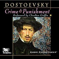 Crime and Punishment (Audio Connoisseur Edition)