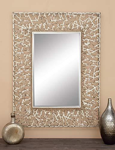 Deco 79 Deco 79 Metal Mirror, 42 x -