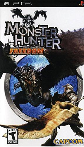 Monster Hunter Freedom - Sony PSP (Psp Games Monster Hunter)