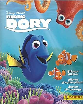 2016 panini disney pixar 39 finding dory 39 sticker album at