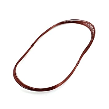 Sourcingmap - 0,47 mm diámetro de soldadura soldar cobre esmaltado de alambre bobinado 15m: Amazon.es: Bricolaje y herramientas