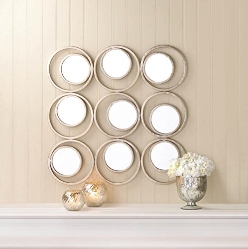Wall Mounted Mirror Bathroom Vanity Bed Bath Beyond Wall Decor Make up -