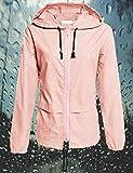 Raincoat for Women Lightweight Waterproof Travel