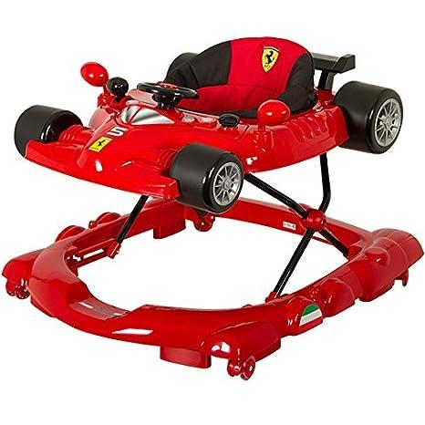 Ferrari F1 gehfrei Andador unidad ayuda Andador Centro de juegos ...