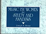 Music by Women for Tonal Theory Students, Straus, Joseph N., 0130930717