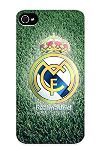 Hard Plastic For Apple Iphone 5/5S Case Cover Back Cover,popular Real Madrid Case At Perfect Diy