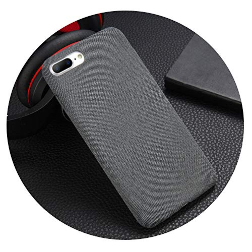 Phone Case for Apple iPhone X XS Max XR 8 7 6s 6 Plus Warm Plush Fashion Soft Color Back Cover Cases,Gray