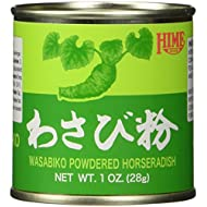 Hime Powdered Wasabi (Japanese Horseradish) - 1 oz.