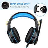 Beexcellent-GM-2-Gaming-Headset-with-Mic-Sound-Clarity-Noise-Reduction-Headphones-with-LED-Lights-Soft-Comfy-Ear-Pads-Y-Splitter-for-PlayStation-4-Xbox-One-PC-Laptops-Smartphones-Blue