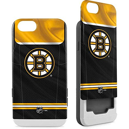 (Boston Bruins iPhone 6/6s Case - Boston Bruins Home Jersey | NHL X Skinit Wallet Case)
