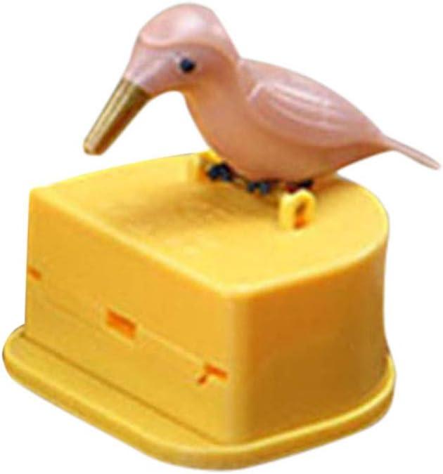 Caja de palillos Pajarito Kawaii Caja de palillo automático Regalo ...