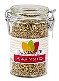 Ajwain Seeds : Whole Indian Spice Kosher (2oz.)