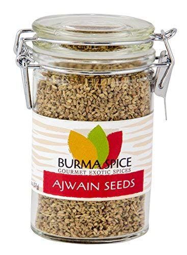 Ajwain Seeds : Whole Indian Spice Kosher (2oz.) by Burma Spice (Image #4)