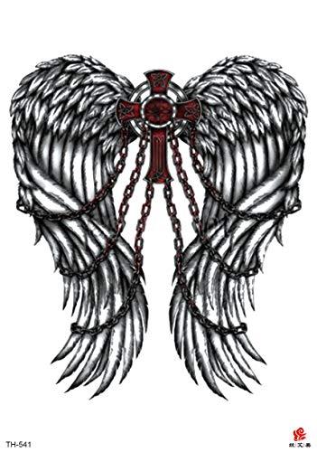 Angel Wing Rose Large 8.25