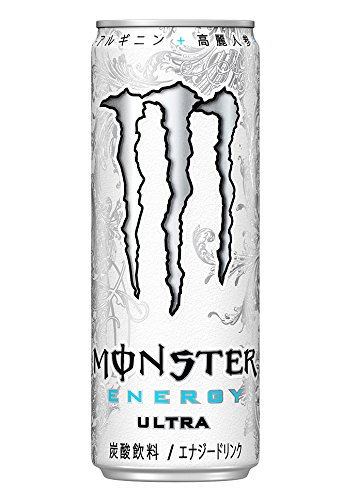 Asahi MONSTER (monster) Ultra 355ml cans X24 pieces by Monster (Monster)