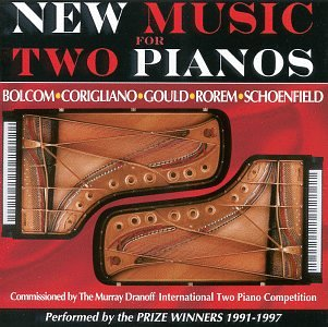 New Music for Two Pianos