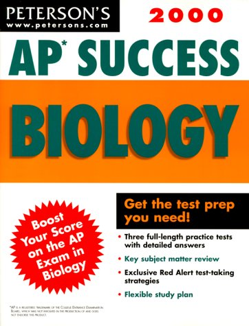 Peterson's 2000 Ap Success Biology (Ap Success : Biology, 2000)